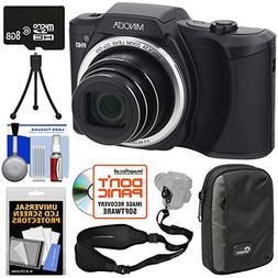 Minolta MN22Z 1080p 22x Zoom Wi-Fi Digital Camera  with 8GB