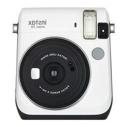 Moon White Colour FujiFilm Instax Mini 70 Instant Photos Fil