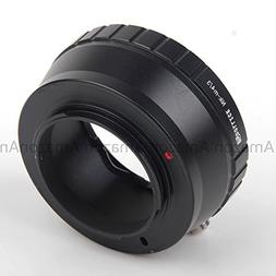 Dollice Mount Adapter Ring For Nikon F Lens to Micro Four Th