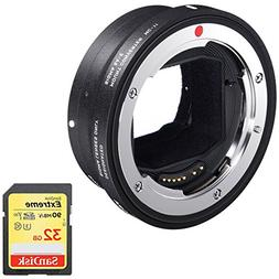 Sigma Mount Converter MC-11 for Canon Lenses - Sony E Mount