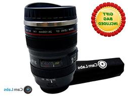 CamLabs Camera Lens Mug - Canon 24-105mm f/4 L IS Lens Repli