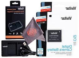 2 Pack Vivitar NB-11L / NB-11LH Vivitar Ultra High Capacity