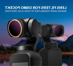 ND4 ND8 ND16 ND32 ND64 ND-PL MCUV CPL Camera Lens Filters Fo