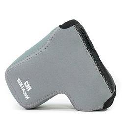 Megagear Sony Alpha A6500  Ultra Light Neoprene Camera Case,