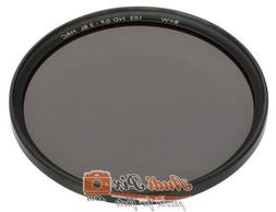B+W Neutral Density Filter 60mm Neutral Density 0.9-8X Camer