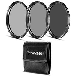 Neewer 37MM ND Filter Set for Olympus PEN E-PL2 E-PL3 E-PL5