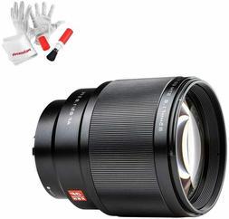 VILTROX New Version 85mm F1.8 II STM Autofocus Full-Frame Le