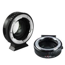 VILTROX NF-M43X 0.71x Nikon F Lens to Micro Four Thirds Came