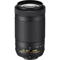 Nikon D7200 24.2 MP DSLR Camera Video Kit with AF-P 18-55mm