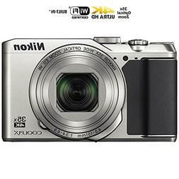 Nikon Coolpix A900 4K Wi-Fi Digital Camera  -