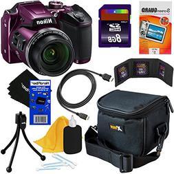 Nikon COOLPIX B500 16MP CMOS Wi-Fi, NFC Digital Camera with