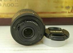 Nikon NIKKOR AF-S DX NIKKOR 35mm F1.8G Lens for DSLR SLR Cam