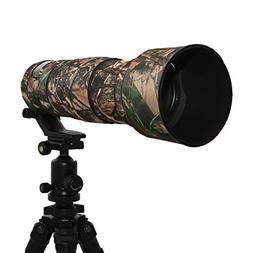 Mekingstudio Nikon 200-500mm F5.6 VR Rubber Camera Lens cove