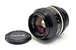 Nippon Kogaku Japan Nikon 50mm f/1.4 f1.4 Nikkor-S non-AI ma