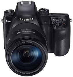 Samsung NX1 28.2 MP Wireless SMART Mirrorless Digital Camera