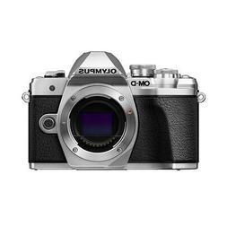 Olympus OM-D E-M10 Mark III Camera Body , Wi-Fi Enabled, 4K