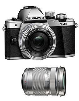 Olympus OM-D E-M10 Mark II Mirrorless Micro Four Thirds Digi