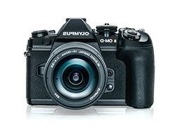 Olympus OM-D E-M1 Mark II Camera  w/Olympus 14-150mm f/4.0-5