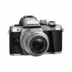 Olympus Om-D E-M10 Mark Ii Mirrorless Digital Camera With 14
