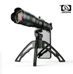 APEXEL Optic Phone Mobile Camera Lens 36X Telephoto Telescop