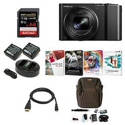 Panasonic Lumix DMC-ZS100 Digital Camera Bundles