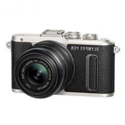 Olympus PEN E-PL8 Wi-Fi Micro 4/3 Digital Camera & 14-42mm I