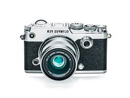 Olympus PEN-F Mirrorless Camera  with 25mm Lens