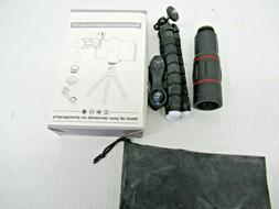 APEXEL Phone Camera Lens with 18x Telephoto Multifunction Ce