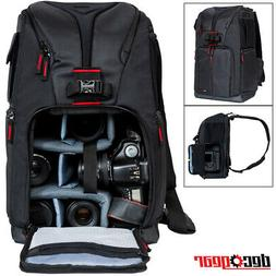 photo sling backpack