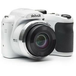 Kodak PIXPRO Astro Zoom AZ252-WH 16MP Digital Camera with 25