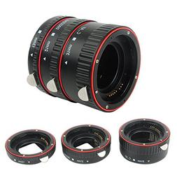Macro Extension Tube for Canon,PIXEL Plastic electronic AF M