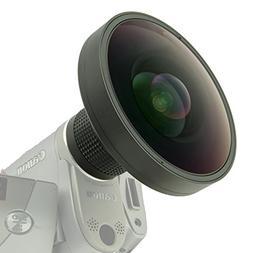 Opteka Platinum Series 37mm 0.2X HD Large Panoramic Vortex F