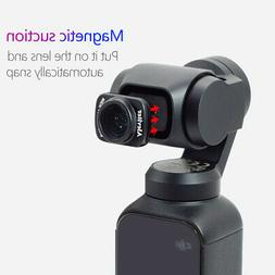 Portable Mini Wide-Angle Camera Lens for Handheld DJI OSMO P