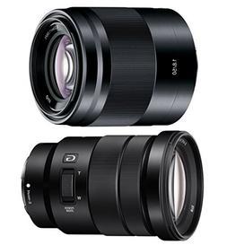 Sony Portrait and Travel 2 Lens Kit