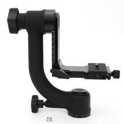 Pro 360° Panoramic Gimbal Pan Tripod Ball Head for Telephot