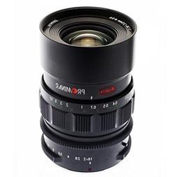 PROMINAR 25mm F1.8  black
