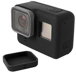 Protective Case for GoPro Hero 5 6 Sport Camera with Lens Ca