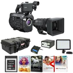Sony PXWFS7M2K XDCAM Super 35 Camera System with 18-110mm Zo