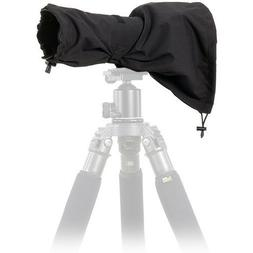 LensCoat RainCoat Medium Sleeve Black Camera/Lens Cover NEW