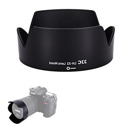 reversible dedicated lens hood shade