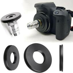 RMS Lens Adapter Microscope Objective To Canon EF EOS DSLR C
