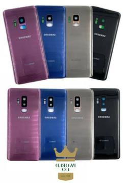 For Samsung Galaxy S9 S9+ Plus Glass Back Battery Cover Rear