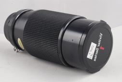 Vivitar series 1 70-210mm f/3.5 f3.5 macro telephoto zoom le