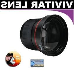 Vivitar Series 1 High Definition Wide Angle Fisheye 0.21x Le