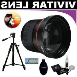 Vivitar Series 1 High Definition Wide Angle Fisheye 0.21x Le