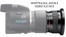 VIVITAR Series 1 0.42X HD Fisheye Ultra Wide Angle Conversio