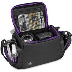 Medium Camera Bag Case by Altura Photo for Nikon Canon Sony
