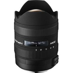 Sigma 8-16mm F/4.5-5.6 Ultra Wide Zoom Lens for Aps-c Nikon