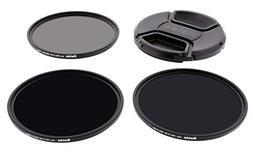 Haida 62mm Slim PROII Neutral Density MC ND Filter Kit ND8 N