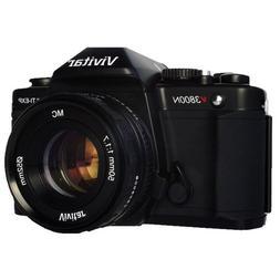 Vivitar SLR Camera - Black